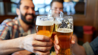 Beer has long been Australia's most popular drink but it is on the precipice of being beaten by wine.