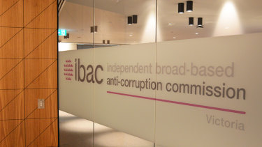 IBAC laws make it an offence to disclose information arising from an interview.
