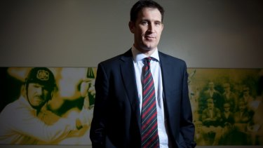 James Sutherland has stepped down as CA CEO.