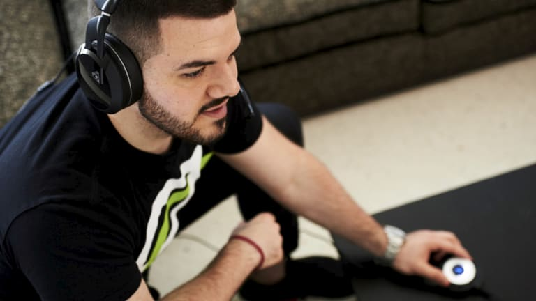 The Turtle Beach Elite Pro 2 comes with its own amp.