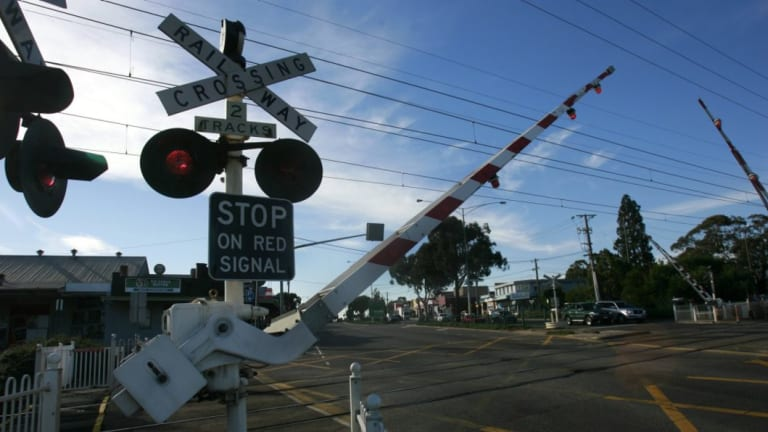 The Andrews government has promised to level crossings across the city.