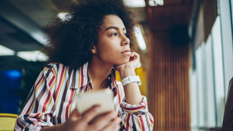 Signs that we've crossed the threshold from productive stress to detrimental stress includes increasing feelings of anxiety and dread which interfere with our functioning.