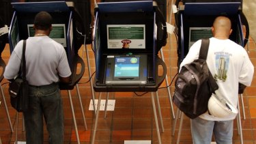 11-year-olds hack mock version of Florida's election site in minutes