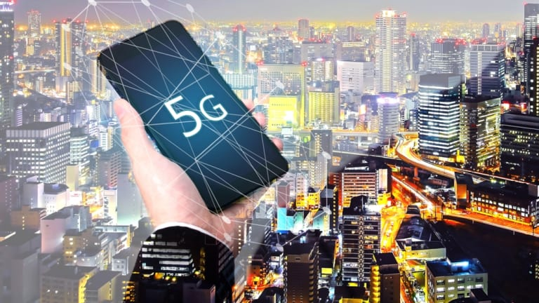 5G is unlikely to make much of an impact already next year.