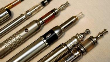 E-cigarettes are currently unregulated in Australia.