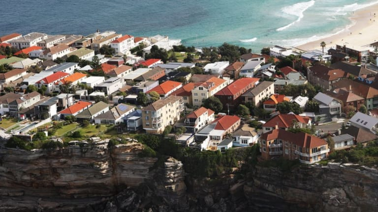Coastal suburbs such as Bondi, Bronte and Coogee are in high demand from Airbnb tenants.
