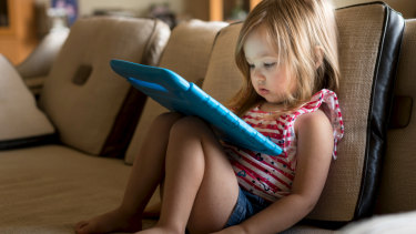 Children pick up devices early, and by their teens are spending six hours a day and more on screens.