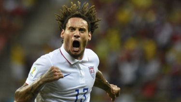 Former US star Jermaine Jones is bound for Perth.
