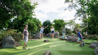 Victoria Park School Holiday Activities.