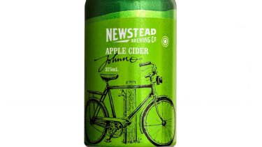 Queensland Health are warning about a recall onNewstead Johnno Apple Cider.