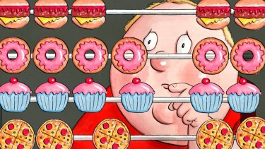 Governments are reluctant to tackle the causes of chronic disease. Illustration: John Shakespeare