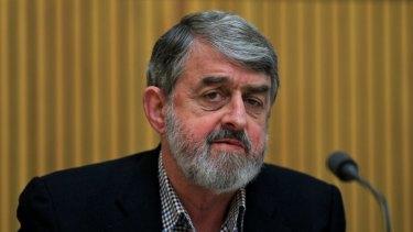 Former director of Public Prosecutions Nicholas Cowdery, QC.