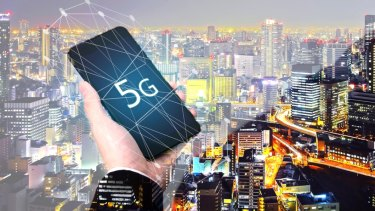 5G smartphones are launching in 2019.