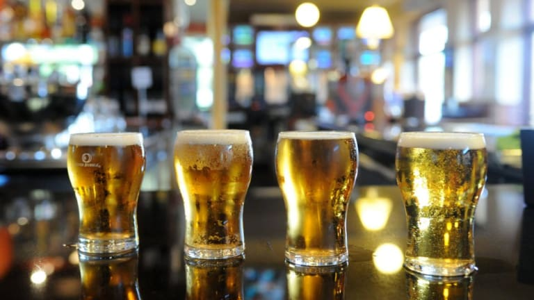 The federal government is developing a National Alcohol Strategy for 2018-2026.