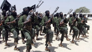 Terrorist group al-Shabab said its fighters were responsible for the attack.