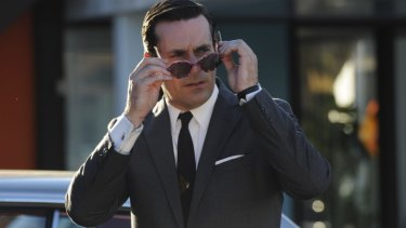 Confused? Mad Men's Don Draper