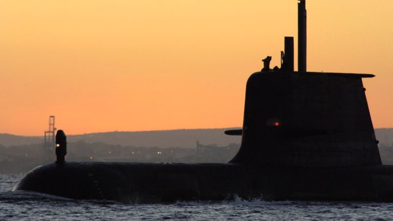 The lifespan of the existing Collins Class submarines will need to be extended.