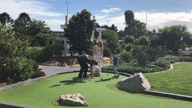 Golf Central BNE.