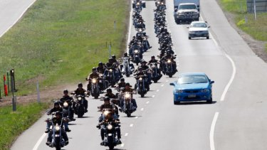 There are now 650 confirmed patched members of bikie gangs in Queensland.