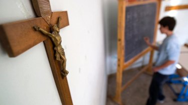 Queensland will rein in some religious instruction material in state schools.