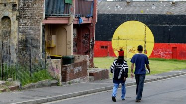 The perception that inner-city suburbs like Redfern are Aboriginal hubs is increasingly at odds with reality as gentrification pushes out residents.