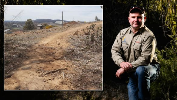 'Reprehensible': cyclist group concerned about Tuggeranong wire traps