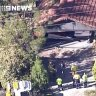 Delivery van smashes into house north of Brisbane