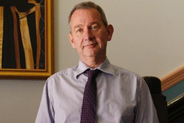 Australian Catholic University Vice-Chancellor Greg Craven, who has signed a deal with the Ramsay Centre to offer a western civilisation degree.