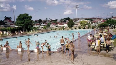 Langlands Park Memorial Pool opened in 1959 and has never had an upgrade.
