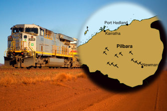 Major iron ore projects in WA's Pilbara have the potential to reshape the power dynamics in one of the country's richest mining regions.