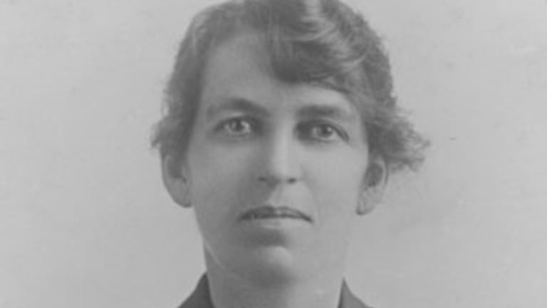 Lillian Armfield was one of two women who were the first policewomen in the NSW Police Force.