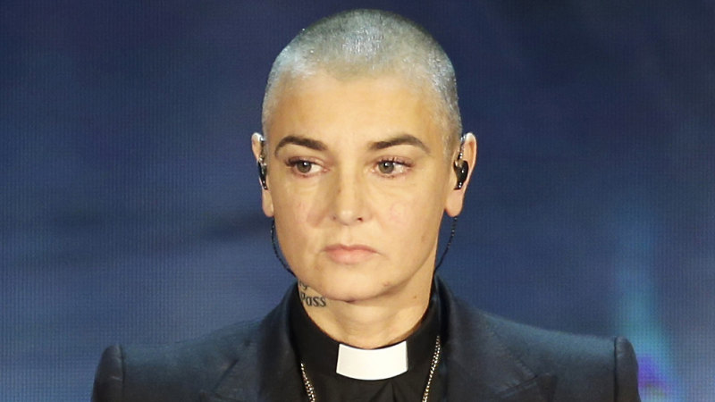 They Are Disgusting Sinead O Connor Mouths Off On White People