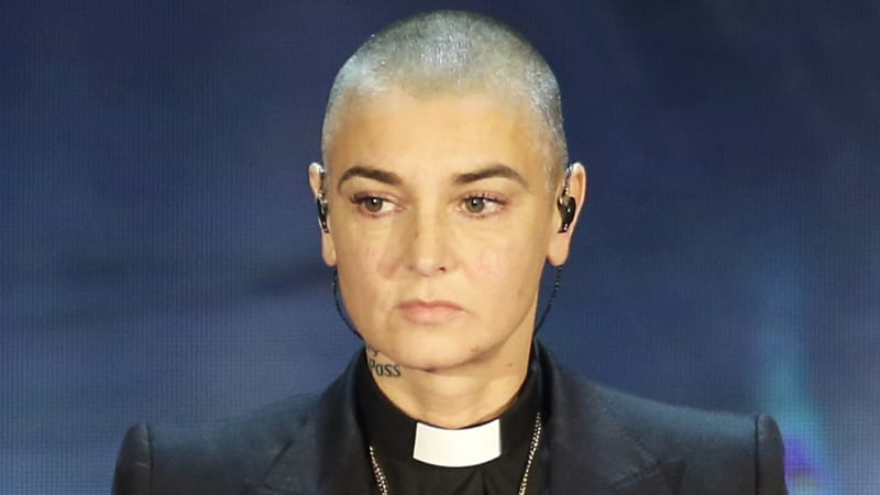 'They are disgusting': Sinead O'Connor mouths off on 'white people'
