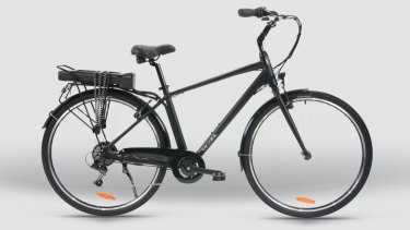 The Cell Ultimo E1.0 Urban with a roadster frame.
