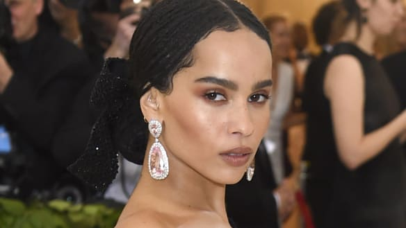'She attacked me': Zoë Kravitz slams supposed kiss with Lily Allen