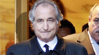 Ponzi schemer Bernie Madoff dies in prison, aged 82