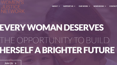 The Women's Justice Network.