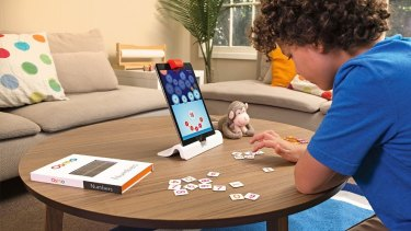 Osmo starter kits include the iPad stand and some games, but more can be purchased separately.