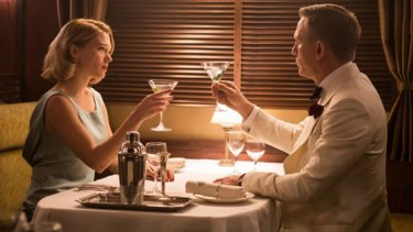 Too many martinis, say researchers.