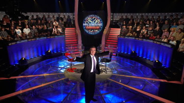 Host Eddie McGuire says the show 'broke the mould of game shows'.