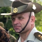 Lieutenant Colonel Dan Gosling.