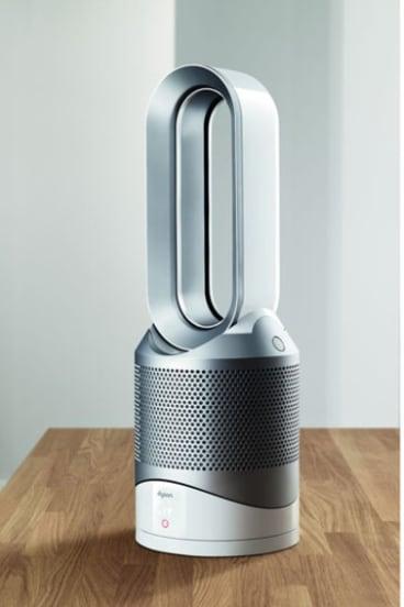 The Dyson air purifier.