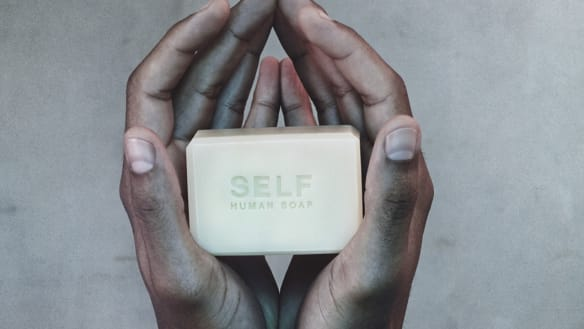 'Extremely confronting': Festival sells soap made from human fat, stages liposuction