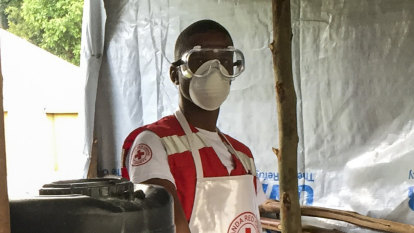 Congolese Ebola outbreak spreads across the border into Uganda