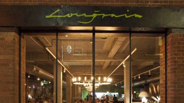 High-end Melbourne restaurant Longrain is one of Iugis' clients that have been left in the lurch.