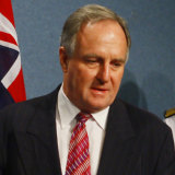 Former NSW attorney-general Bob Debus.