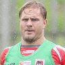 'I'll pick de Belin if he wins': Dragons coach McGregor awaits court decision