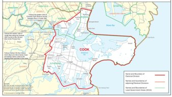 The electorate of Cook.