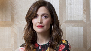 Rose Byrne is appearing in a live reading of play Gruesome Playground Injuries for RedLine Productions.