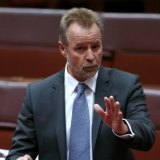 Aboriginal Affairs Minister Nigel Scullion.